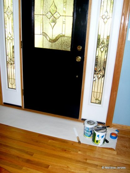 Painting Oak Trim And Doors Home Baked