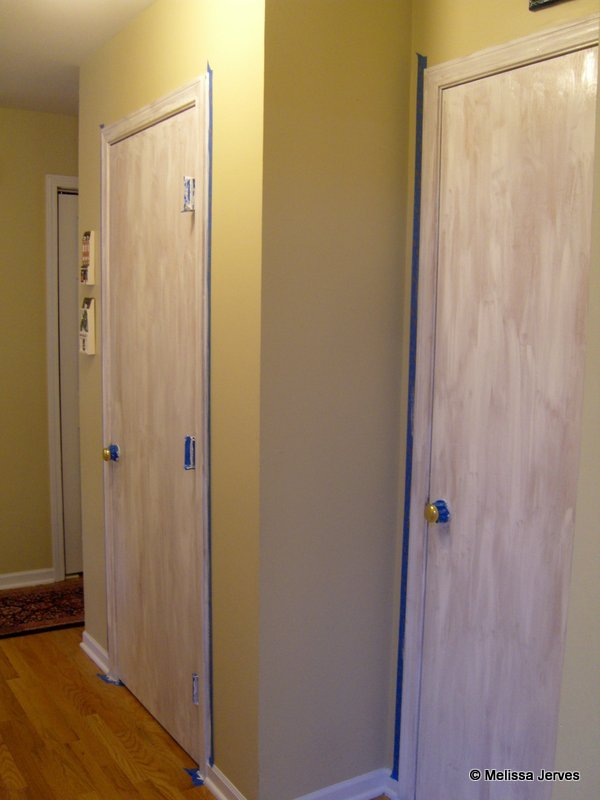 painting oak trim and doors home baked. Black Bedroom Furniture Sets. Home Design Ideas