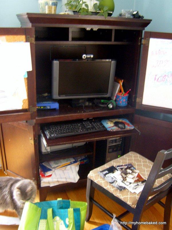 computer desk plans online